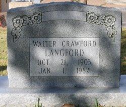 Walter Crawford Langford