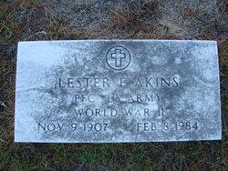 Lester Felton Akins