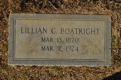 Lillian Cornelia <i>Rogers</i> Boatright