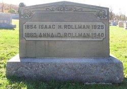 Anna D. <i>Kohler</i> Rollman