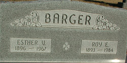 Esther Viola <i>Neuenschwander</i> Barger