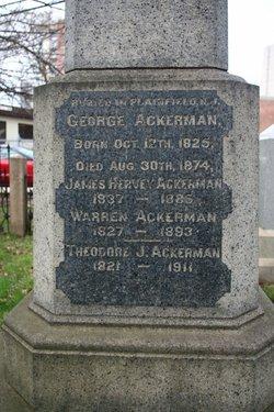 James Hervey Ackerman