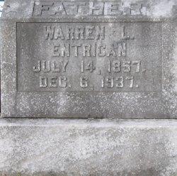 Warren Lafayette Entrican