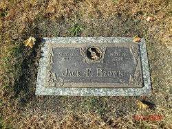 John Franklin Jack Brown