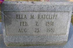 Ella Mae <i>Magee</i> Ratcliff