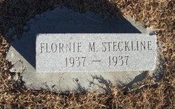 Flornie M Steckline