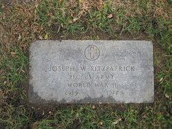 Joseph William Fitzpatrick