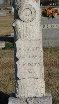 William Robert Bob Adams