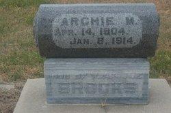 Archie M Brooks