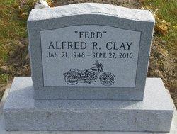 Alfred Raymond Clay