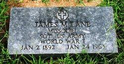 James M. Lane