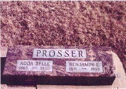 Adda Belle <i>Strode</i> Prosser