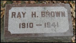 Ray H Brown