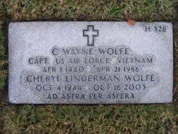 Cheryl Ann <i>Linderman</i> Wolfe