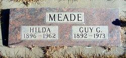 Clara Hilda Nickolina Hilda <i>Rensvold</i> Meade