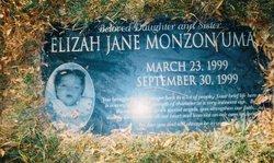 Eliza Jane Monzonuma
