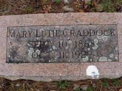 Mary Lutie <i>Finley</i> Craddock