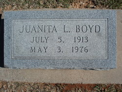 Juanita Ladora Boyd