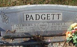 Eunice L <i>Silver</i> Padgett