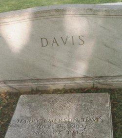 Harry Emerson Yank Davis
