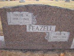 Goldie Marie <i>Quarles</i> Feazell