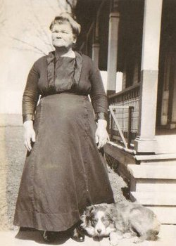 Martha Elizabeth <i>Sloper</i> Waite