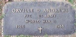 Orville D. Andrews
