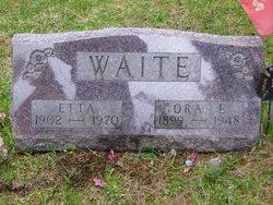 Ora Edmund Waite