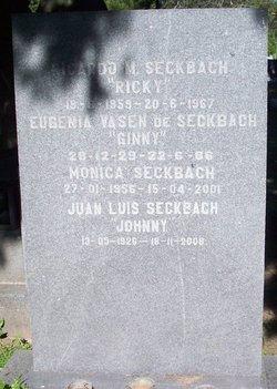 Juan Luis Seckbach