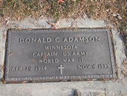 Donald Charles Adamson