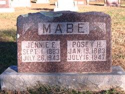 Jennie E. Mabe