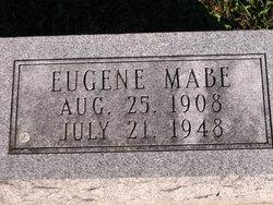 Eugene Mabe