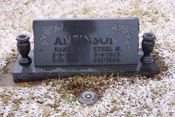 Ethel Margaret <i>Thompson</i> Anfinson