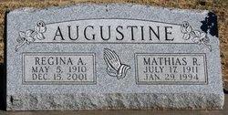 Regina A <i>Flax</i> Augustine