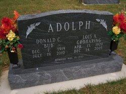 Donald C. Bub Adolph