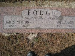 James Newton Fodge