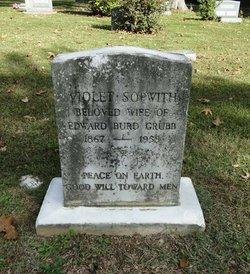 Violet <i>Sopwith</i> Grubb