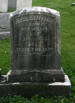Jacob Dieffenbach