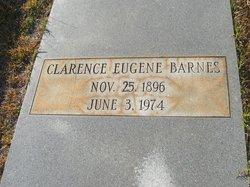 Clarence Eugene Barnes