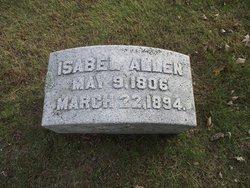 Isabel Allen