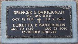 Loretta B Barickman