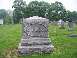 George Curtis Spangler