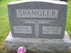Lovina Caroline <i>Baker</i> Spangler