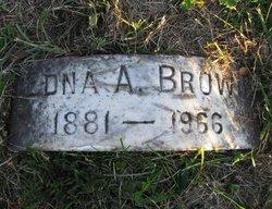 Edna A. Brown