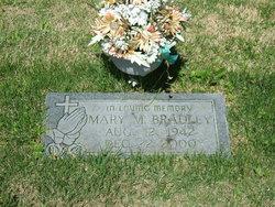 Mary M Bradley