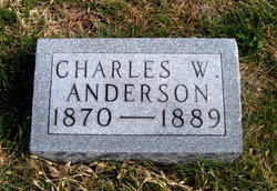 Charles W Anderson