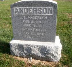 Leander Sexton Anderson