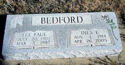 Ines E. <i>Jensen</i> Bedford
