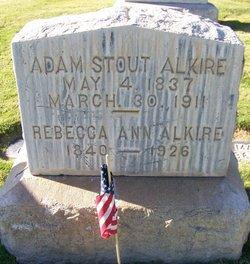 Sgt Adam Stout Alkire