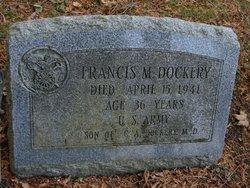 Francis M. Dockery